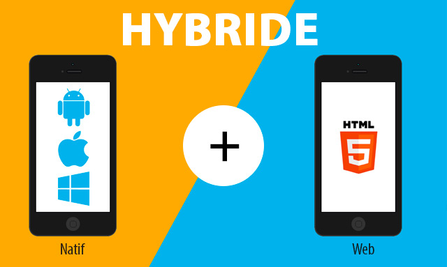 developpement application mobile hybride tunisie