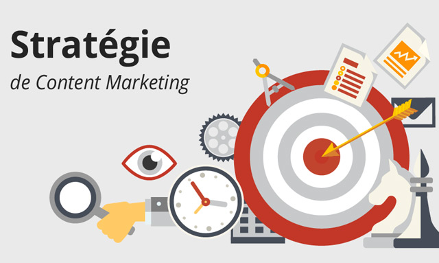Stratégie de contenu marketing en Tunisie
